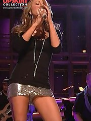 Upskirt archive of Mariah Carey