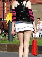 amateur upskirt pantyhose pictures