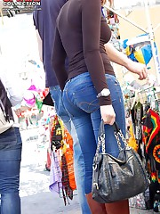 Tight ass jeans that needs licking
