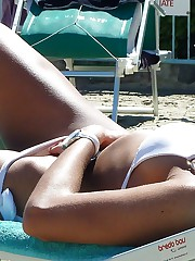 Best of the best asses in bikinis