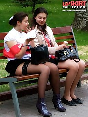 Public teen upskirt shots from my collection upskirt no panties