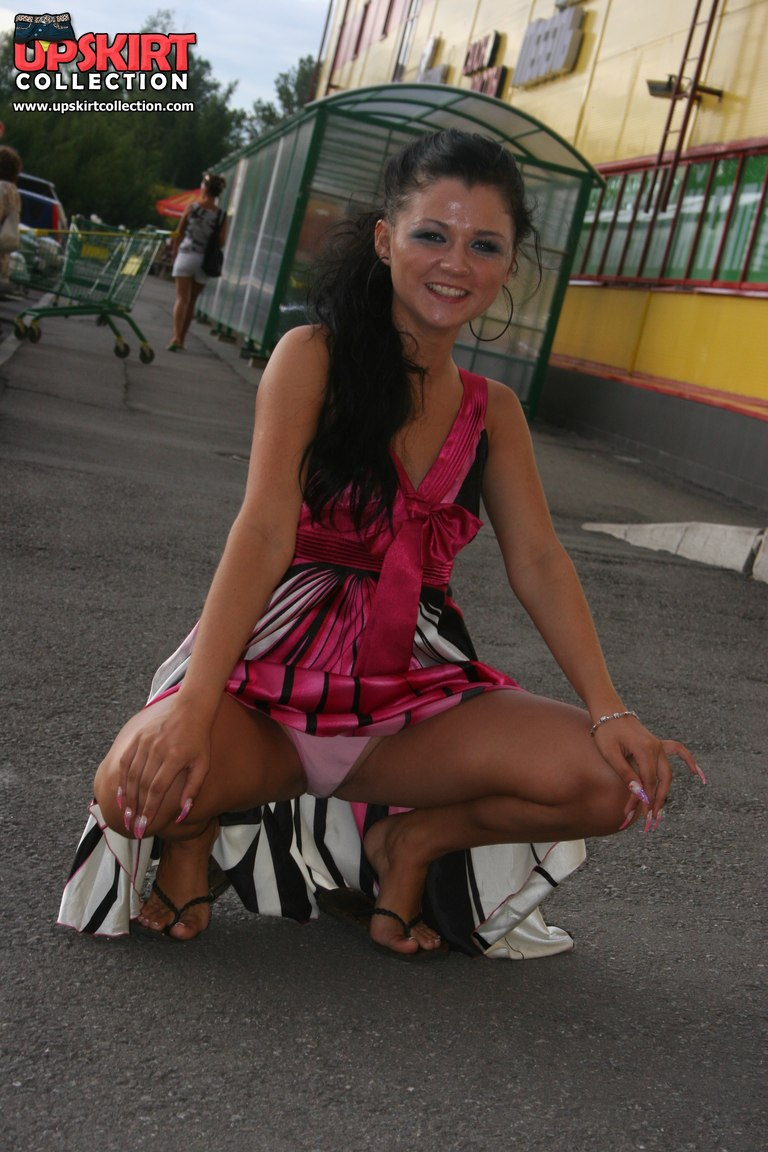 Have thought Amazing amateur upskirt have