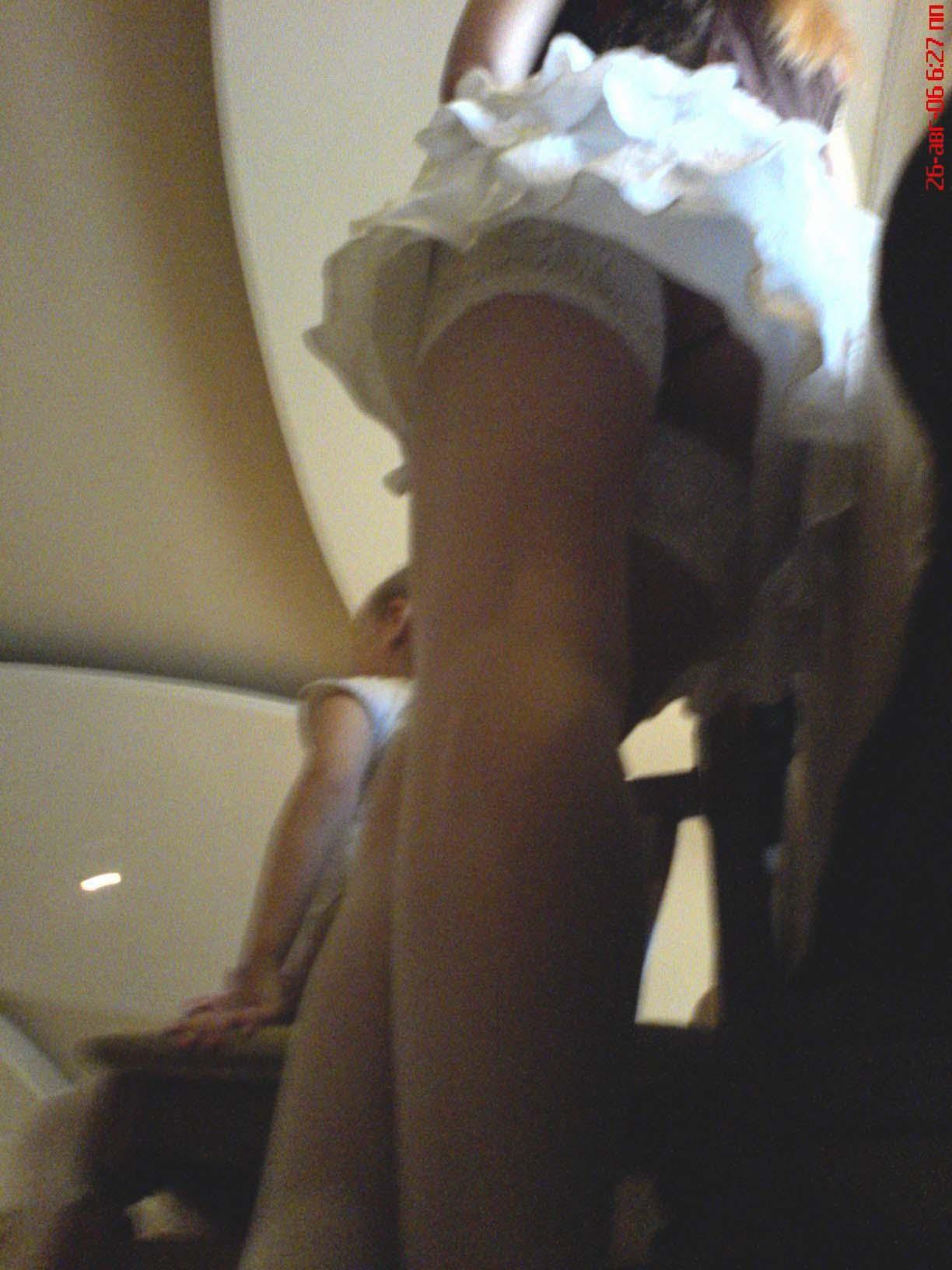 Opinion you upskirt brides wedding night suggest
