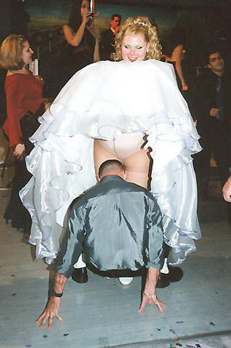 Can upskirt brides wedding night final