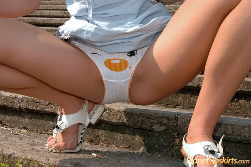 Free picture planet upskirt think, that