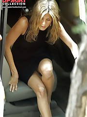 Jennifer Aniston upskirt pictures accidental upskirt