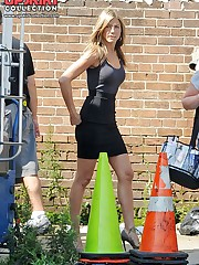 Jennifer Aniston upskirt pictures upskirt videos