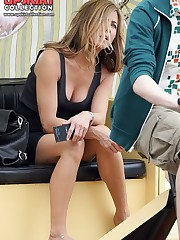 Jennifer Aniston upskirt pictures tennis upskirt