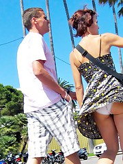 Very special public upskirts pics upskirt pic