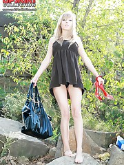 Amazing outdoor upskirt footage upskirt picture