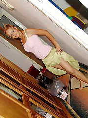 Two blondes filmed by upskirt hunter upskirt pantyhose