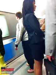 Rare home and public upskirt shots upskirt pantyhose