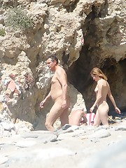 Nude beach bodies caught on the cam upskirt pic