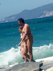 Nude beach bodies caught on the cam upskirt picture