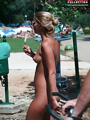 Photos of hot nudism from real gals upskirt picture